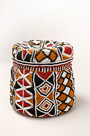 Basket. The Seljan brothers wrote that such baskets were given as a gift to the fiancee on the wedding day.