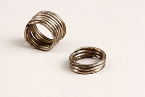 Rings. According to the Seljan brothers, they were worn by the Abyssinian women, probably in more developed northern provinces.